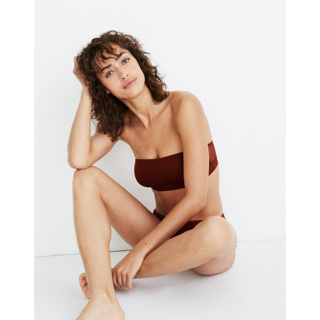 Holy Comfort! Madewell x LIVELY Are Launching Mesh Lingerie