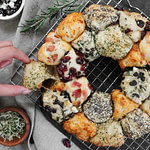 Mix & Match Savory Pull-Apart Bread Recipe
