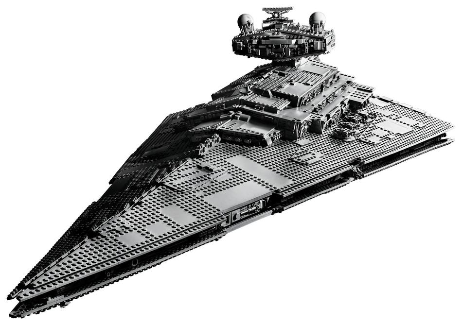 Spaceship Lego Star Wars